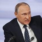 Árverésen Putyin elnök egymillió dolláros órája