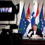 Orbán Viktor: Európa leszálló ágban van