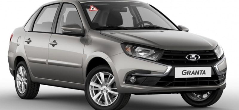 új 7 Személyes Autó: Autó: Oktatnak Az Oroszok: Dupla Pedálsor Az új Ladában
