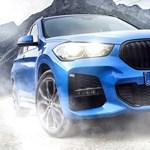 50 kilométeres villanyhatótávú a zöld rendszámos BMW X1