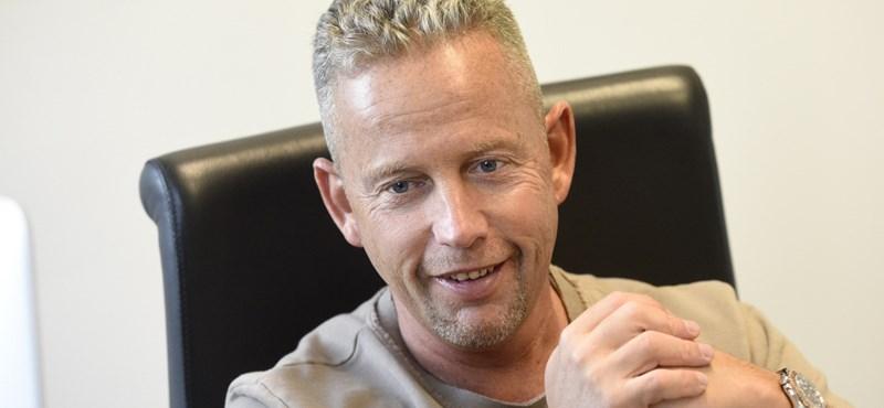 Schobert Norbert visszatért egy nagy, közös ugrálás erejéig
