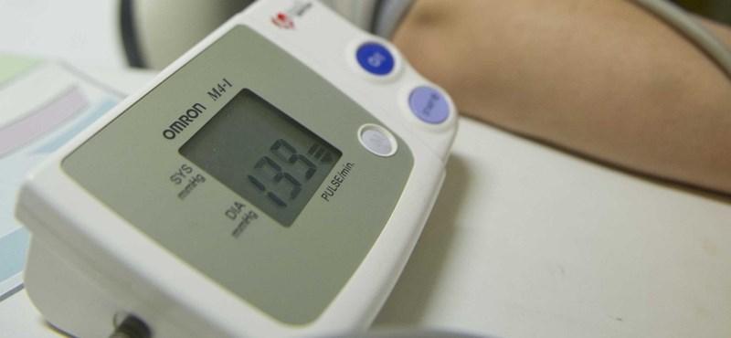 Itthon nem babrálnak a magas vérnyomás határértékével