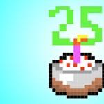 25 éves mindenki kedvence, a GIF