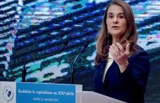 Melinda Gates a válás után sem adja fel a harcot a nők esélyegyenlőségéért