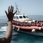 UNHCR: Naponta hatan vesztek a Földközi-tengerbe tavaly