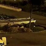 Leütöttek egy embert ma hajnalban egy buszmegállóban - ezt a férfit keresik