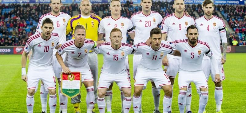 Ilyen jól még sosem állt a FIFA-ranglistán a magyar válogatott