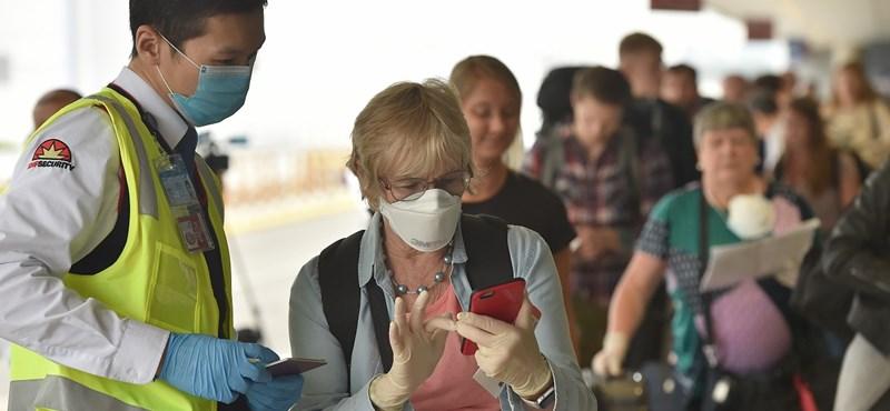 A járvány miatt katasztrófahelyzetet hirdetnek Ausztrália egyik államában