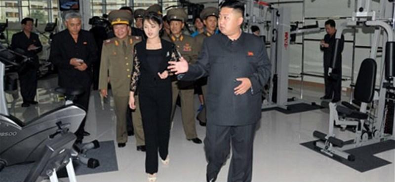 Gyúrós tudását villantotta meg Kim Dzsongun – fotó
