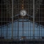 Gázolt a vonat a Nyugati pályaudvaron