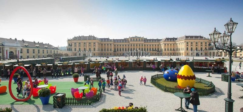 Tele lesz rendőrökkel Bécs húsvétkor, máshol is készültség van
