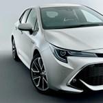 Hibrid és kis turbómotorral támad az akár összkerékhajtású új Toyota Corolla Sport