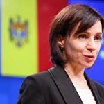 Szexista és sorosozó támadások ellenére lett EU-párti elnöknője Moldovának