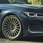 Az autópályák új királya: 330 km/h-rel repeszt a legújabb 7-es BMW Alpina
