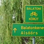 2019 nyarán állítólag le lehet már biciklizni Budapestről a Balatonra