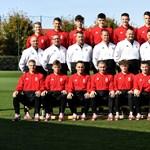 U17-es vb: ismét két gólt szerzett, de megint nem tudott győzni Magyarország