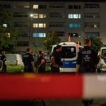 Lövöldözés volt Berlinben, egy ember kórházba került