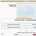 Zseniális kvíz estére: ismeritek a magyar filmeket?