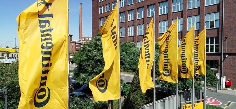 A Continental reagált rá, hogy elégedetlenek lennének a kormányzati bértámogatással