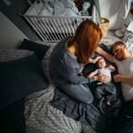 Az élet egyik legnagyobb krízise a gyerek születése