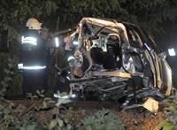 Dél-koreaiak haltak meg a kismarosi vonatbalesetben