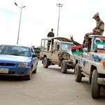 Dél-afrikai zsoldosok védik Kadhafi fiát