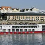 Szállodahajók kikötőjévé alakítanák a budapesti Bálnát