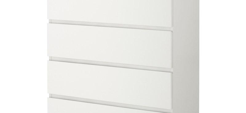Az IKEA 46 millió dollárt fizet egy családnak, akiknek gyerekét megölte a Malm szekrény