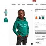 Szervezeti változás a H&M-nél a majmos blama után