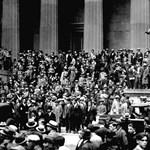 Évforduló: 83 éve kezdődött a nagy gazdasági világválság
