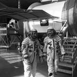 Óriási köszönőbeszédet tartott az első magyar űrhajós a fellövése előtt