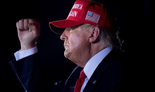 Donald Trump négy éve kilenc adatban