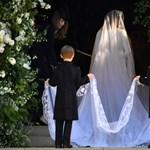 Megható utat jártak be a hercegi esküvő virágai