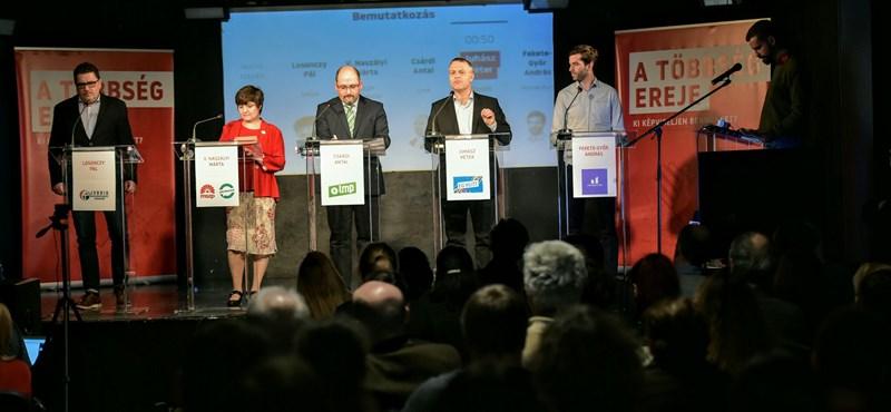 Juhász akár pénzfeldobással is döntene a közös jelöltről saját kerületében