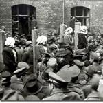 Egyedülálló fotók kerültek elő Szálasi kivégzéséről