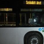 Elfogták a szegedi buszkalózt