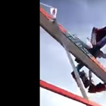 Videó: Működés közben esett szét egy vidámparki játék, meghalt egy ember Ohióban