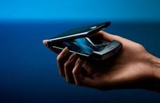 Feltámasztotta legendás mobilját a Motorola, itt az új (és méregdrága) Razr