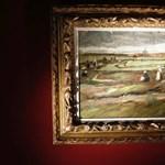 Hétmillió eurót ért hétfőn Van Gogh