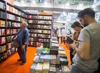 Itt a HVG Könyvek programja a 26. Budapesti Nemzetközi Könyvfesztiválon
