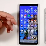 Ön mit tippel, melyik gyorsabb? Itt a Galaxy Note8 és az iPhone X sebességtesztje