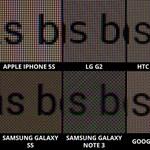 Csúcstelefonok: itt a nagy képernyő-összehasonlító