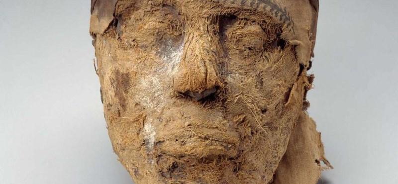 Megfejtették a 4000 éves egyiptomi múmia titkát, a végén már az FBI-nak is be kellett szállnia