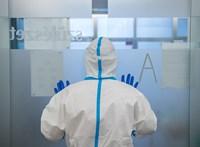 Koronavírus: 4385 új fertőzöttet találtak, december közepe óta nem volt ennyi