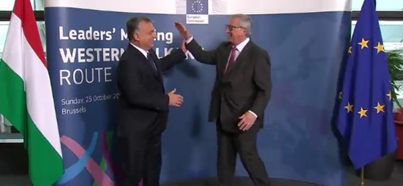 Junckerék: tiszteletben tartjuk a nem szavazó magyarok véleményét is