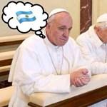 A két pápa aligha nézi együtt a vb-döntőt