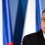 Lemondott a cseh miniszterelnök