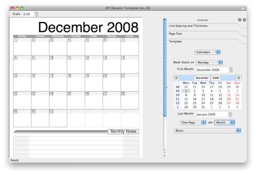 2009 januári naptár Tech: Nyomtasson saját 2009 es naptárakat, ingyen   HVG.hu 2009 januári naptár