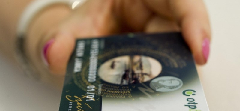 Naponta 71 millió veszhet el az OTP-s SZÉP-kártyákon