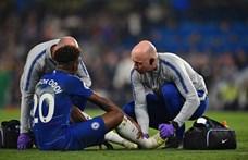 Kidőlt a Chelsea fiatal sztárja, vége a szezonjának